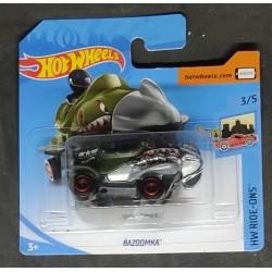 Hot Wheels Bazoomka