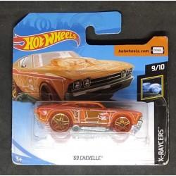 Hot Wheels '69 Chevelle