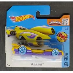 Hot Wheels 4Ward Speed