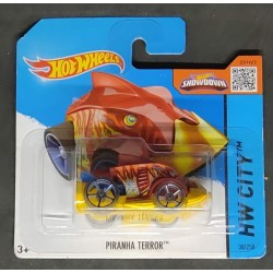 Hot Wheels Piranha Terror