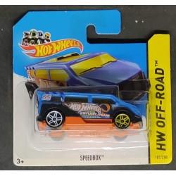 Hot Wheels Speedbox