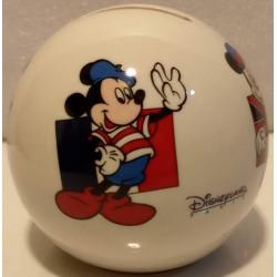 Mealheiro Mickey em porcelana