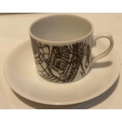 Chávena de Chá e Pires...