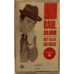 Cassete áudio Raúl Solnado...